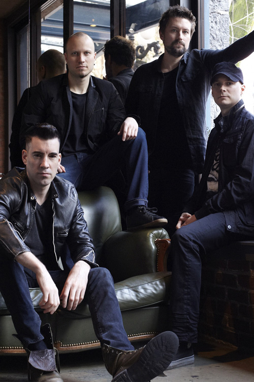 Theory of a Deadman